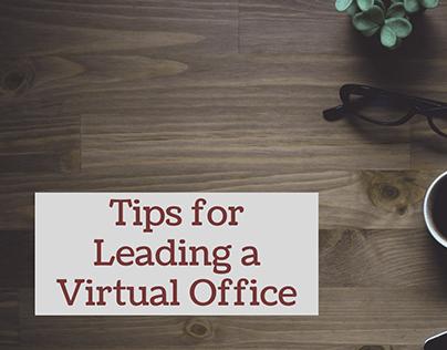 Tips for Leading a Virtual Office | Alan Rasof