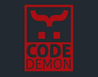 Code Demon Branding