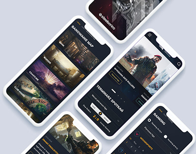 Rainbow Six Siege - Official Mobile App concept (NLE)