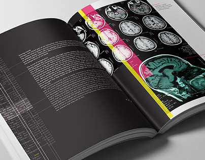 The Taste of The music / Book Layout Design