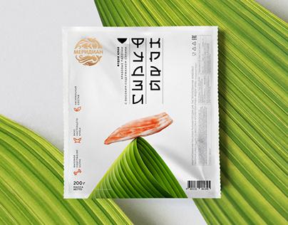 Meridian — Packaging
