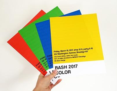 BASH Event Planning