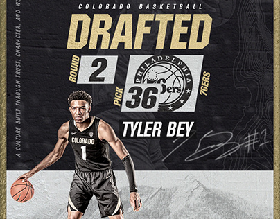 Tyler Bey 2020 NBA Draft Campaign
