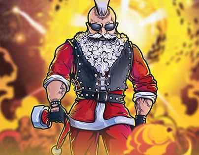 Baaad Santa