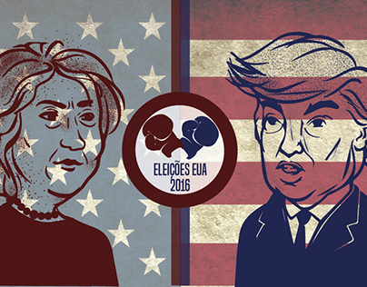 EDITORIAL ILLUSTRATION | Presidential Elections