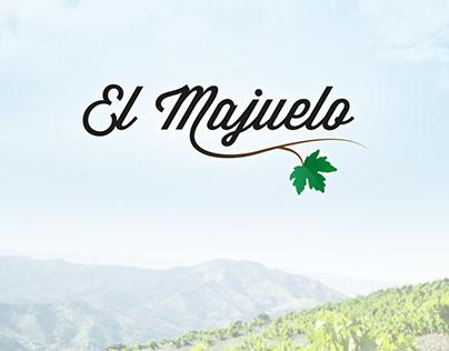 Diseño Logotipo Restaurante El Majuelo Palencia