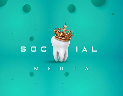 Social media Oral house