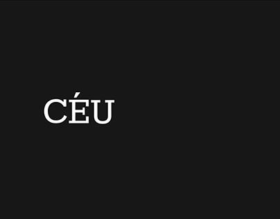 """Céu e Mar"", Augusto de Campos"