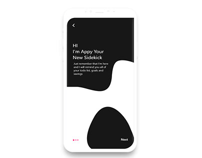 App design for manage your life