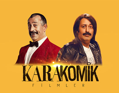 Karakomik Filmler Animated Poster