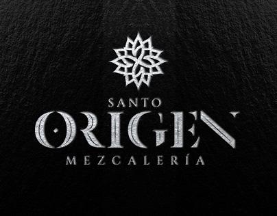 MEZCAL SANTO ORIGEN