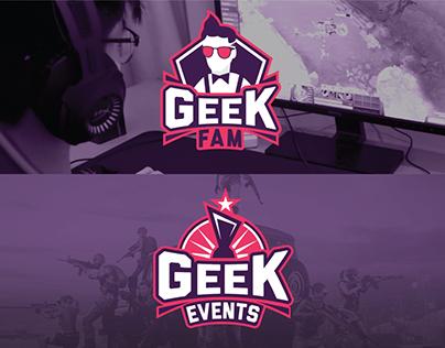 Geek Fam & Geek Events