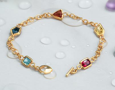 bracelet photography product