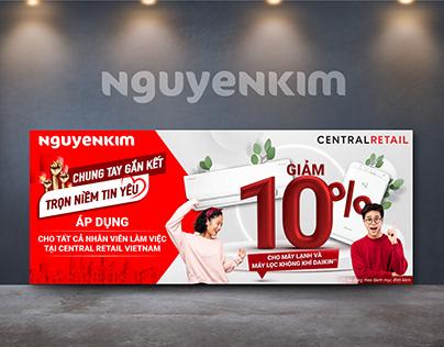 Nguyễn Kim Staff Promotion