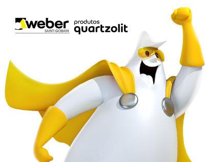 Redes Sociais | Weber Quartzolit