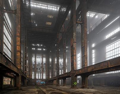 Ecvb centrales electriques | Urbex photography