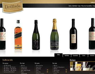 Destilado (website)