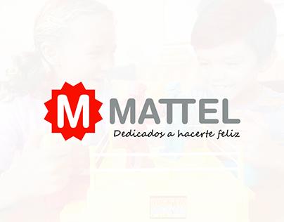 MATTEL - Rediseño de Marca