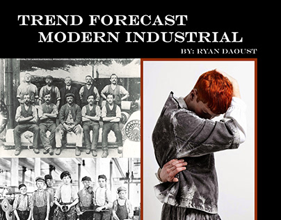 fashion tend forecast. F/W 2018