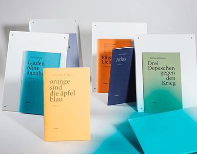 Haymon. Book Design.