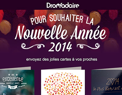 Newsletter Dromadaire
