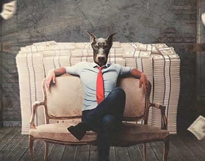 GOLD DIGGER - كلب فلوس