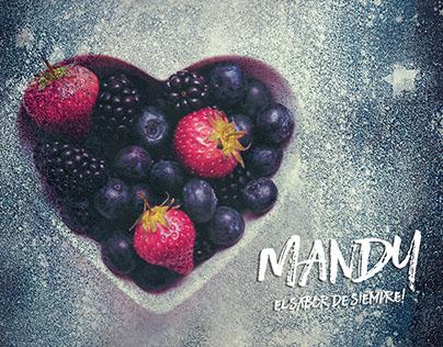 Mandy - El sabor de siempre