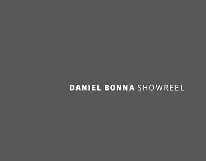 Daniel Bonna showreel