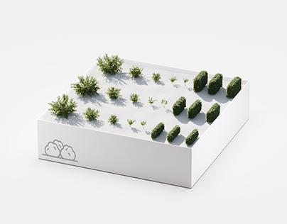 Sale: Bushes/Hedges for 3ds Max