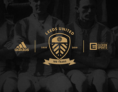 Leeds United Centenary Kit Concepts