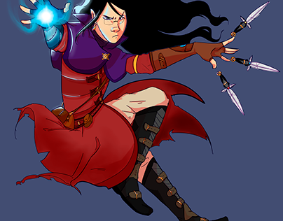 RPG Character Design