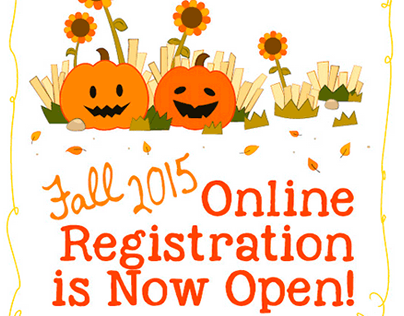 Email Campaigns - Fall 2015