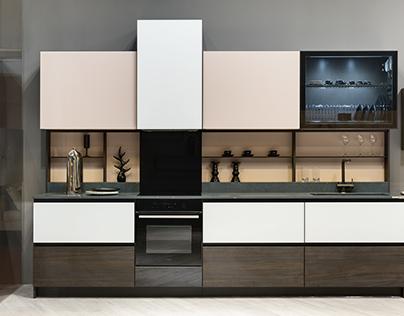 ESTRO18 kitchen/ELNOVA