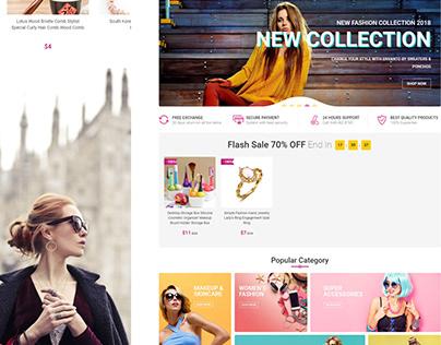 Lady 21 Women fashion store - Shopify