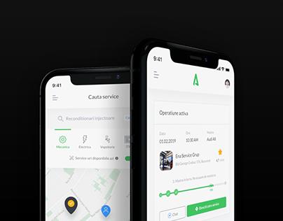 Autopia app promotional video