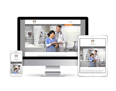 Ortech Responsive WordPress Website