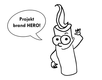 Projekt brand hero Pan Pellet