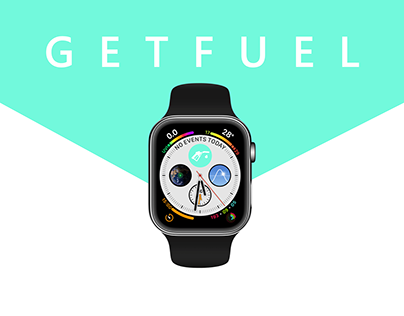 GET FUEL / Application For Apple watch