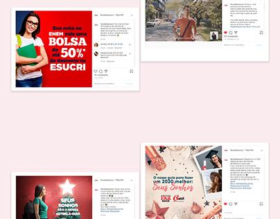 Esucri - Social media