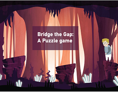 Bridge the Gap: A puzzle Game