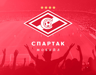 Spartak Mobile site