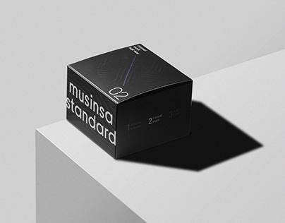 Musinsa Standard Hairwax