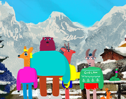 La Fauna di Montagna