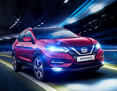 Nissan Qashqai Campaign