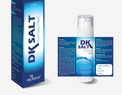 DK SALT - Nasal Spray