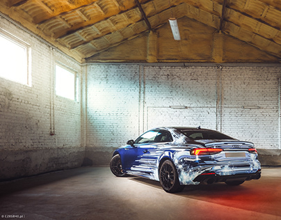 AUDI RS5 | PHOTOGRAPHY & RETOUCH