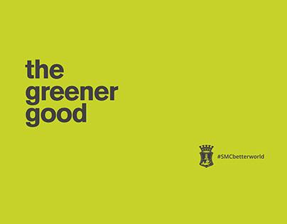 The Greener Good
