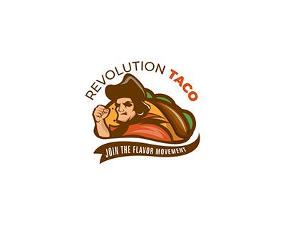 REVOLUTION TACO Logo