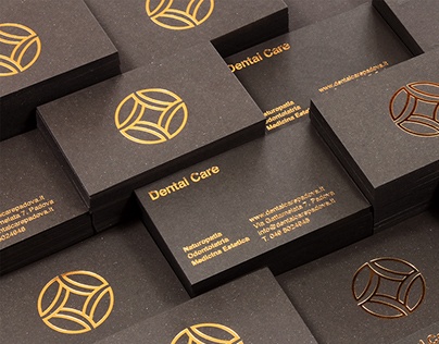 Dental Care Clinic — Branding