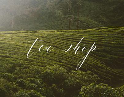 Онлайн магазин чая